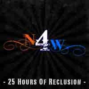 album 25 Hours Of Reclusion - Not4wedding