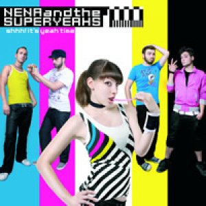 album Shhh! It's Yeah Time - NENA