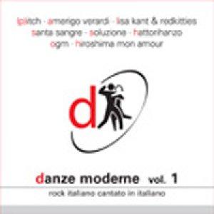 album Danze Moderne vol. 1 - Compilation