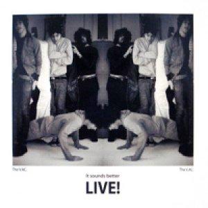 album It sounds better live! - The V.a.c