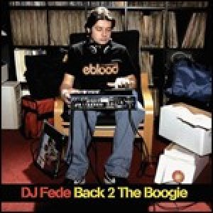 album Back 2 The Boogie - Dj Fede