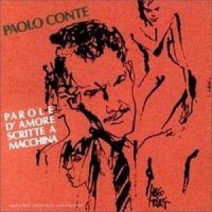 album Parole d'amore scritte a macchina - Paolo Conte