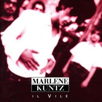 Copertina dell'album Il Vile, di Marlene Kuntz