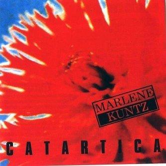 Copertina dell'album Catartica, di Marlene Kuntz