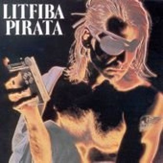 Copertina dell'album Pirata, di Litfiba