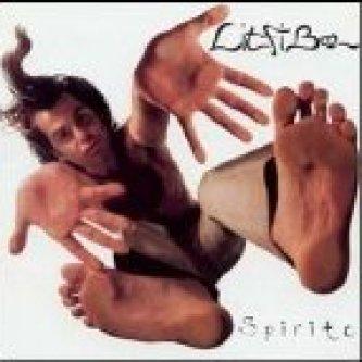 Copertina dell'album Spirito, di Litfiba