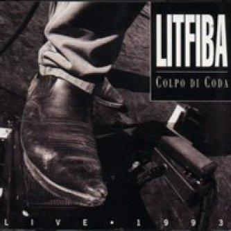 Copertina dell'album Colpo di coda, di Litfiba