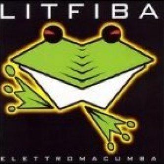 Copertina dell'album Elettromacumba, di Litfiba