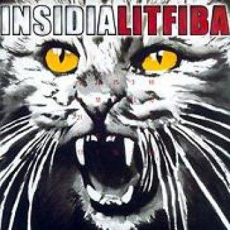 Copertina dell'album Insidia, di Litfiba