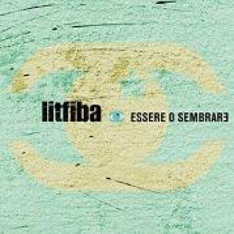 Copertina dell'album Essere o sembrare, di Litfiba