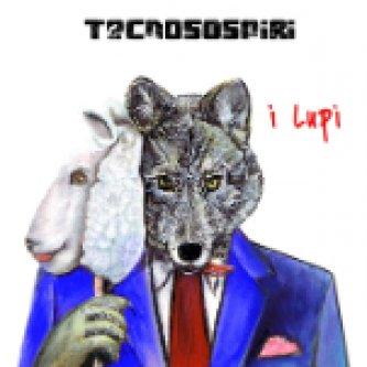 Copertina dell'album I lupi, di Tecnosospiri