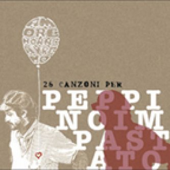 Copertina dell'album 26 canzoni per Peppino Impastato, di Libera Velo