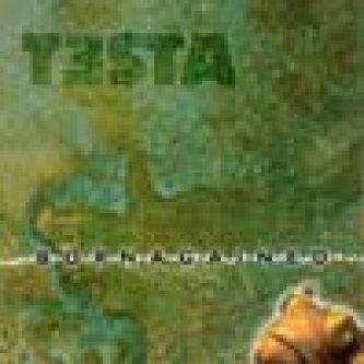 Copertina dell'album Bornagained, di Testa (T3ESTA)