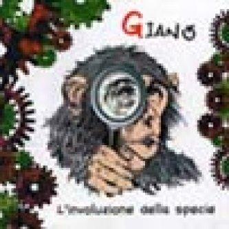 Copertina dell'album L'involuzione della specie, di Giano