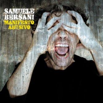 Copertina dell'album Manifesto Abusivo, di Samuele Bersani