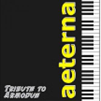 Copertina dell'album Tribute to Armodue, di Aeterna