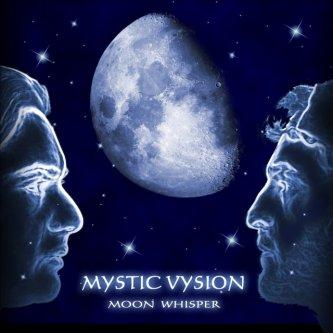 Copertina dell'album moon whisper, di Mystic Vysion