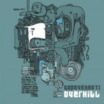 Copertina dell'album OverKill, di Groovenauti