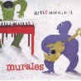 Copertina dell'album Murales, di Arti & Mestieri