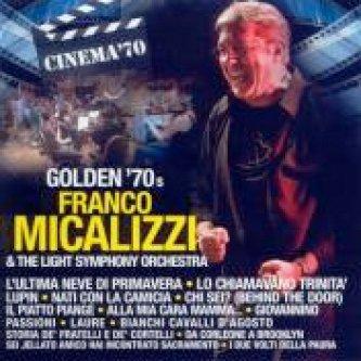 Copertina dell'album Golden '70, di Franco Micalizzi