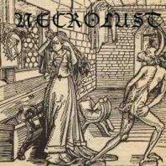 Copertina dell'album Necrolust Demo 2006, di Necrolust