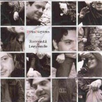 Copertina dell'album Racconti o leggende, di Rito Pagano