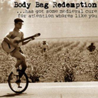 Copertina dell'album split w/ Anti-Bodies, di Body Bag Redemption