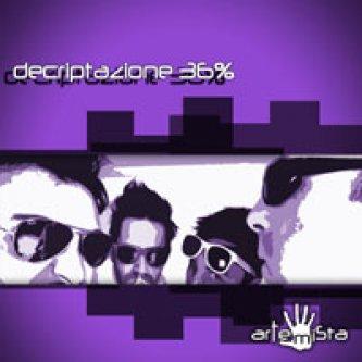 Copertina dell'album Decriptazione 36%, di Artemista