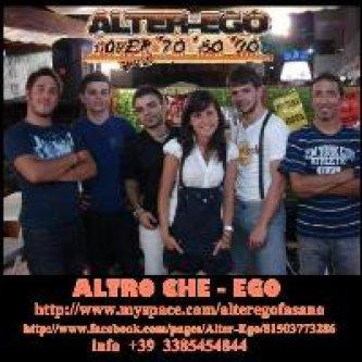Copertina dell'album Altro che - Ego, di Alter-Ego