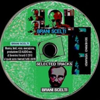 Copertina dell'album Brani Scelti, di Severino Verardi