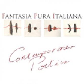 Copertina dell'album Contemporanea Poetica, di Fantasia Pura Italiana