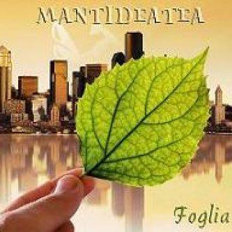 Copertina dell'album FOGLIA, di Mantideatea