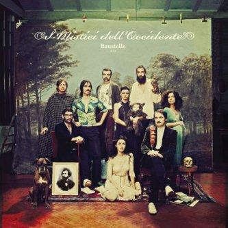 Copertina dell'album I Mistici dell'Occidente, di Baustelle