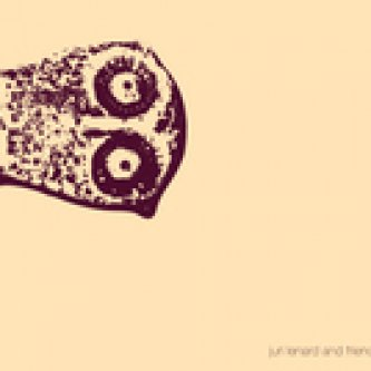 Copertina dell'album Naked seashore, di Juri lenard and friends