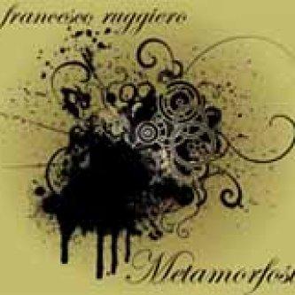 Copertina dell'album metamorfosi, di francesco ruggiero