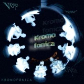 Copertina dell'album VOYEUR, di Kromofonica