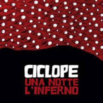 Copertina dell'album Una Notte L'Inferno, di Ciclope