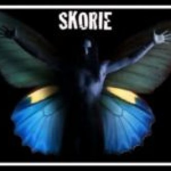 Copertina dell'album Mariposa, di Skorie