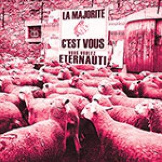 Copertina dell'album La majorité c'est vous, di Eternauti