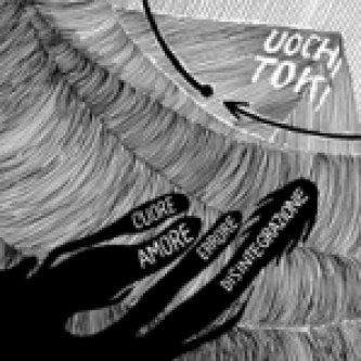 Copertina dell'album Cuore, amore, errore, disintegrazione, di Uochi Toki
