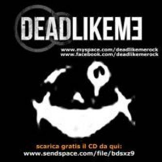 Copertina dell'album promo 2010, di DEAD.LIKE.ME.