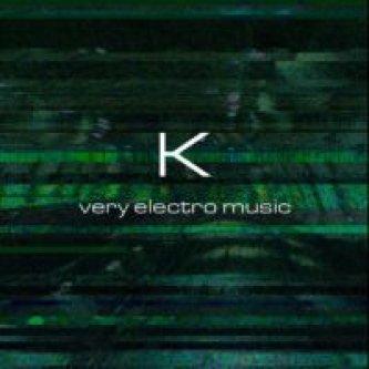 Copertina dell'album Very Electro Music, di K