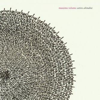 Copertina dell'album Cattive Abitudini, di Massimo Volume