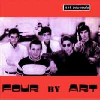 Copertina dell'album my mind in four sights, di FOUR BY ART