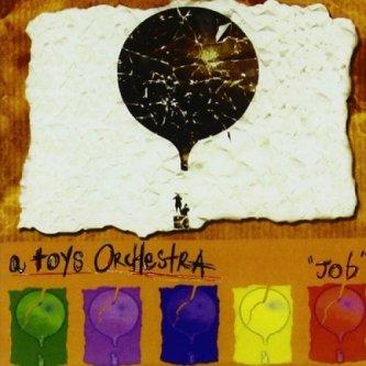 Copertina dell'album Job, di A Toys Orchestra
