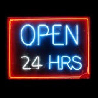 Copertina dell'album Open 24 Hrs [EP], di Cesare Carugi