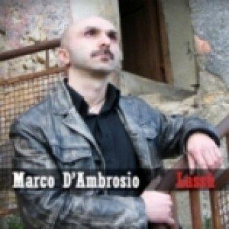 Copertina dell'album Lassù - Single, di Marco D'Ambrosio