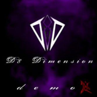 Copertina dell'album demo-n, di D8 Dimension