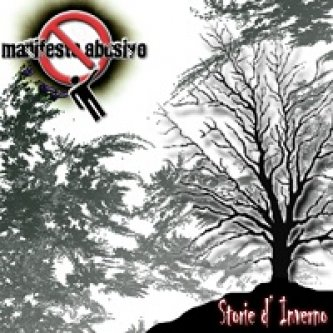 Copertina dell'album Storie d'Inverno, di Manifesto Abusivo