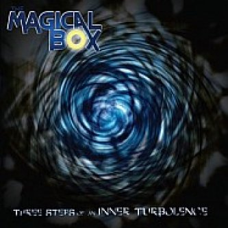 Copertina dell'album Three Steps of an Inner Turbulence, di The Magical Box